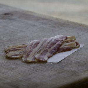 Dry Cure Streaky Bacon